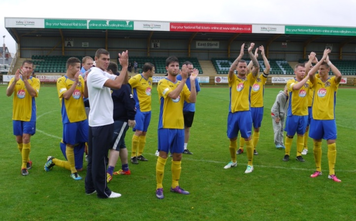 Images courtesy of Barry Town.